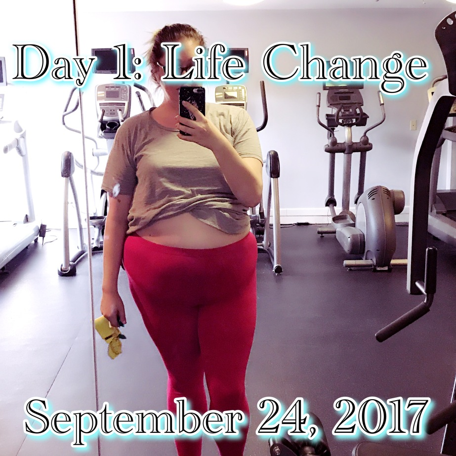 Day 1: Lifestyle Change